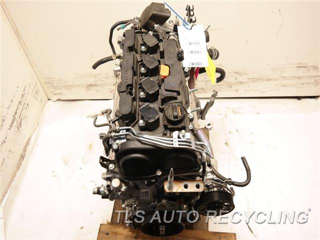 2018 Honda Accord Engine Assembly DAMAGED OIL PAN ENGINE ASSEMBLY 1 YEAR WARRANTY,2.0L