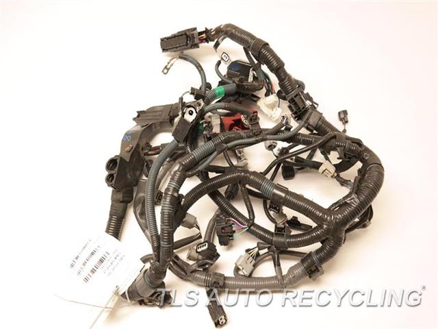 2017 Toyota Corolla Engine Wire Harness - Engine Wire Harness 82121-0z422 - Used