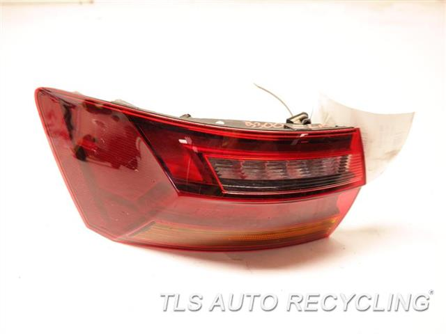 2019 Volkswagen Jetta Tail Lamp DOUBLE INVENTORY R0458056 DRIVER TAIL LAMP