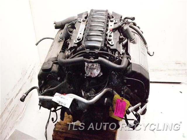2006 Bmw 550i Engine Assembly  ENGINE ASSEMBLY 1 YEAR WARRANTY