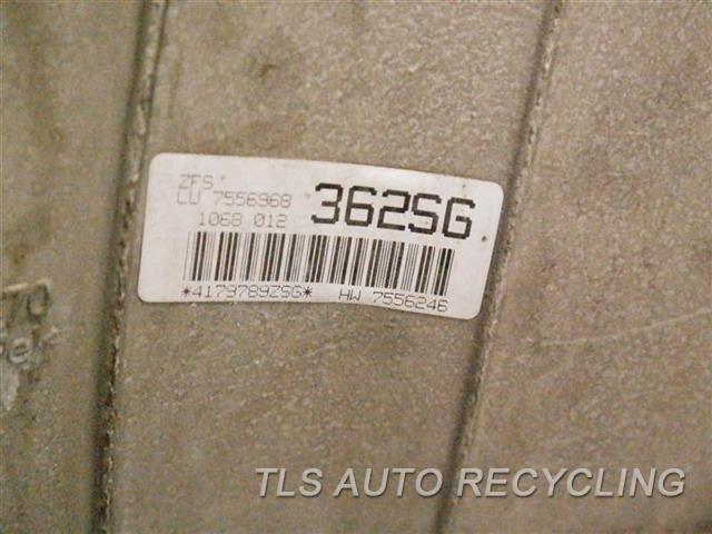 2006 Bmw 550i Transmission  AUTOMATIC TRANSMISSION 1 YR WARRANTY