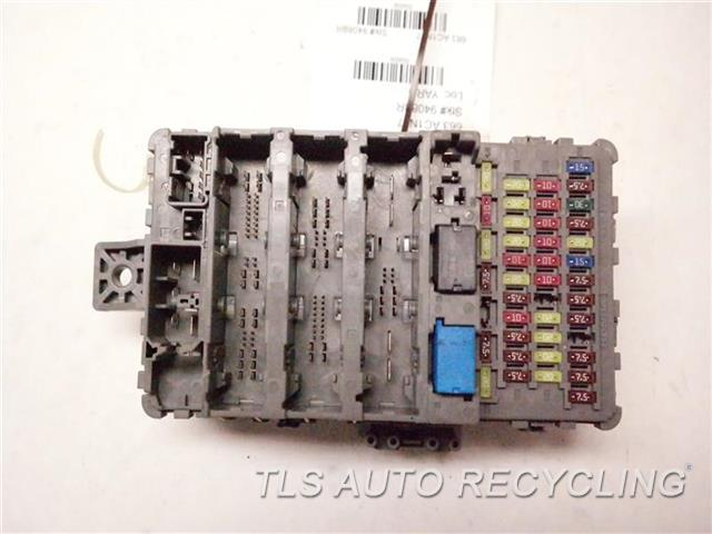 2017 Acura Tlx  38200TZ3A13 LH. JUNCTION FUSE BLOCK 38200TZ3A13
