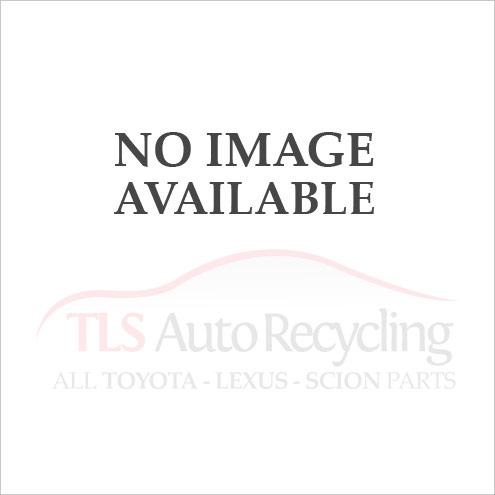 2001 Toyota 4 Runner Parts Stock# 110038