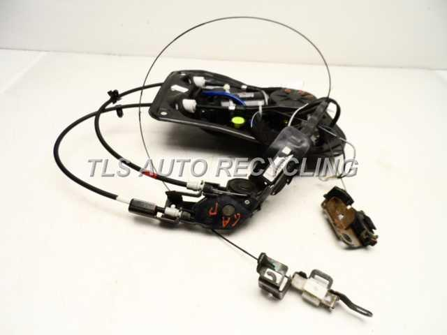 2006 Toyota Sienna Electric Door Motor Denso Number 426605 10060passenger Sliding Door Motor