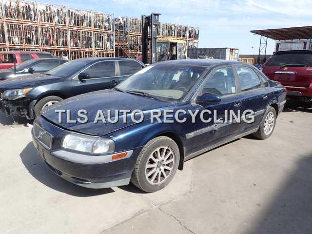 parting out 2000 volvo s80 stock 5129or tls auto recycling rh tlsautorecycling com 2001 Volvo S80 Engine Diagram volvo s80 2000 owners manual pdf