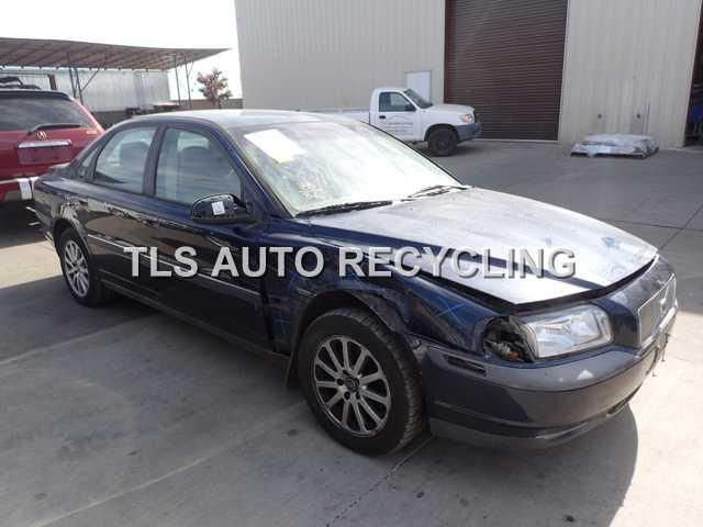 Parting Out 2000 Volvo S80 Stock 5129or Tls Auto Recycling