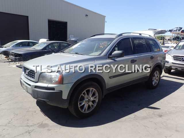 parting out 2004 volvo xc90 stock 5150bk tls auto. Black Bedroom Furniture Sets. Home Design Ideas