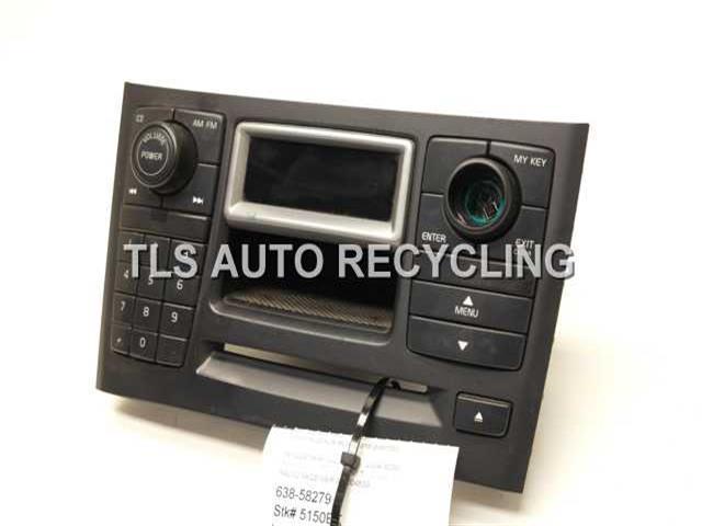 2004 volvo xc90 radio audio amp 313004533 used a. Black Bedroom Furniture Sets. Home Design Ideas