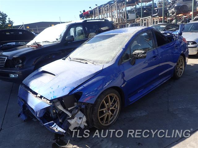 parting out 2015 subaru wrx stock 6366rd tls auto recycling. Black Bedroom Furniture Sets. Home Design Ideas