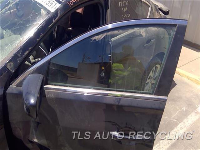 2017 Acura Ilx Door Glass, Front  LH