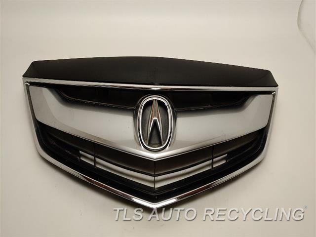 2017 Acura Ilx Grille  CHROME,UPPER, W/O PRE-CRASH SYSTEM