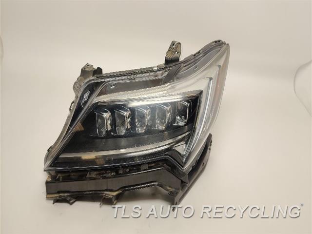 2017 Acura Ilx Headlamp Assembly  LH,(LED, JEWEL EYE), L.