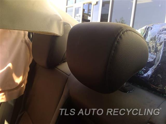 2017 Acura Ilx Headrest  BLK,LEA,REAR,CENTER