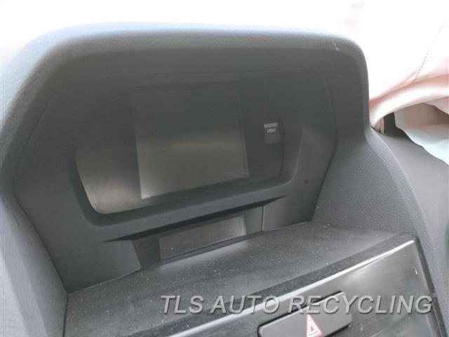 2017 Acura Ilx Navigation Gps Screen  (US MARKET), (DISPLAY SCREEN)