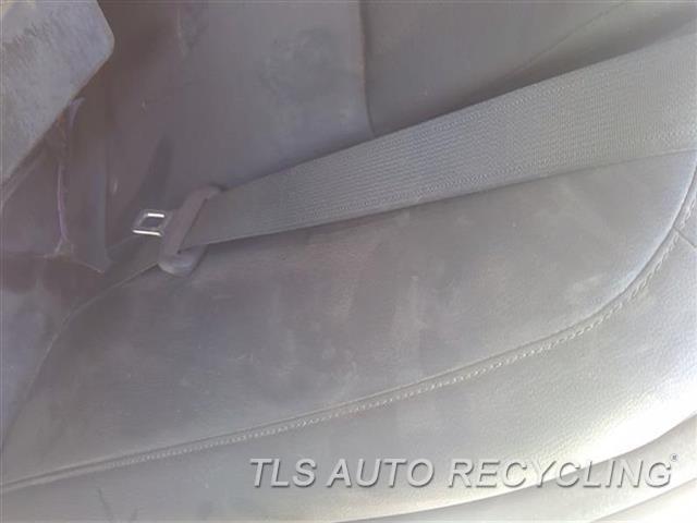 2017 Acura Ilx Seat Belt Rear  LH REAR BLK