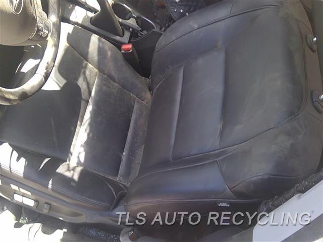 2017 Acura Ilx Seat, Front  LH,BLK,LEA,LEATHERETTE, (BASE MODEL