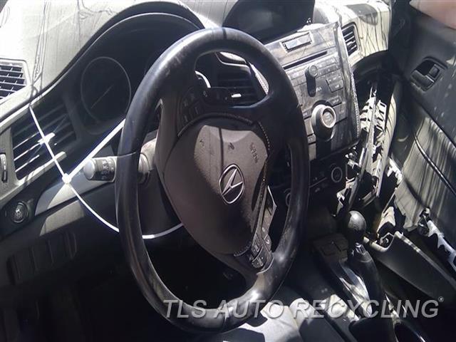 2017 Acura Ilx Steering Wheel  BLK,LEA