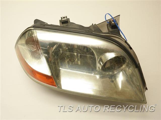 2002 Acura Mdx Headlamp Assembly  33101S3VA01  FOGGY LENSE PASSENGER HEADLAMP COMPLETE NIQ