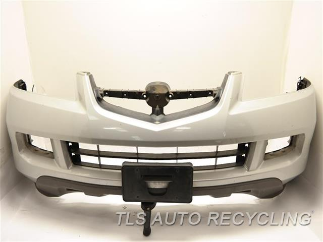 2004 acura mdx bumper cover front scratches on driver side rock rh tlsautorecycling com 2009 Acura MDX White 2006 Acura MDX