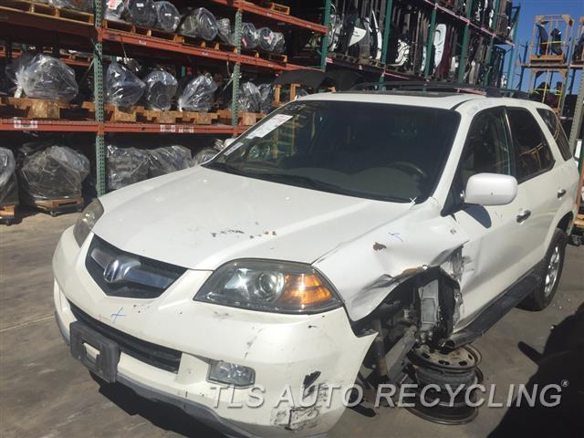 2005 Acura MDX Parts Stock# 9620BK