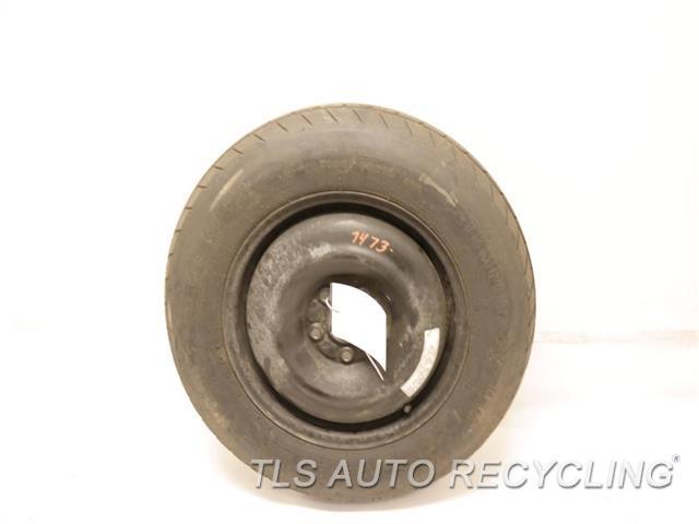 2006 Acura Mdx Wheel TIRE SHOWS WEAR  16X4 COMPACT SPARE WHEEL