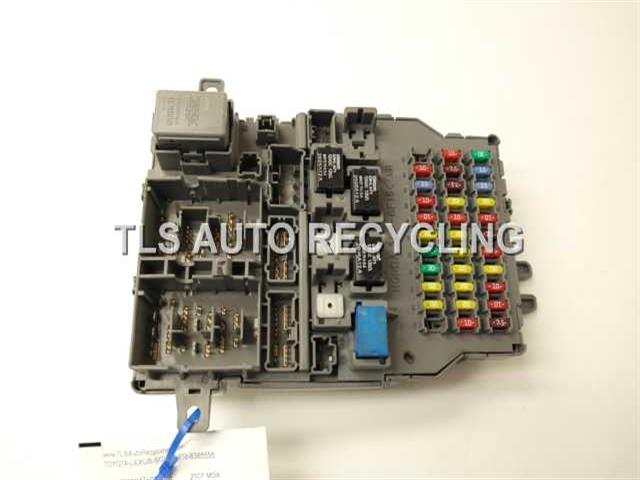 acura mdx fuse box free download 2007 acura mdx - drivers junction block 38200stxa01 - used ...