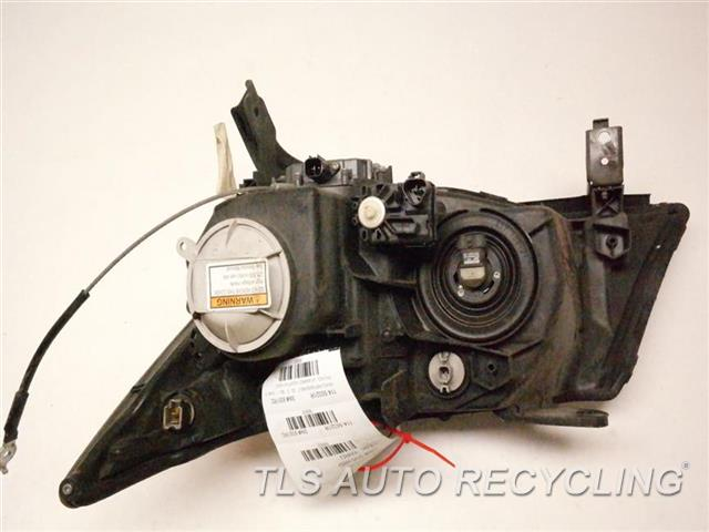2007 Acura Mdx Headlamp Assembly NEED BUFF pits and scratches  RH,HID,US MARKET,ADAPTIVE HEADLAMP