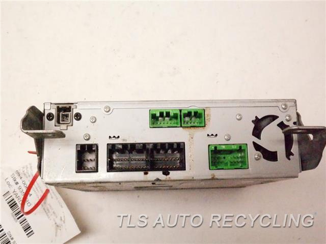2007 Acura Mdx Navigation Gps Screen 39540STXA410 PLAYER NAVIGATION 39540STXA410