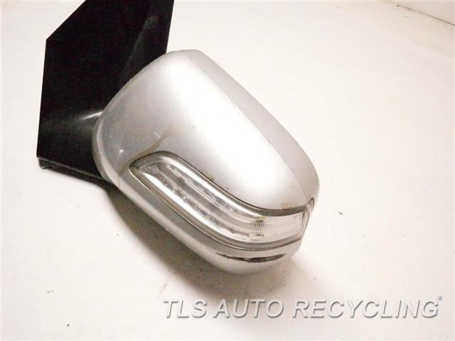 2007 Acura Mdx Side View Mirror SCRATCHES LH,SLV,PM,POWER,(HEATED )SIDE MIRROR