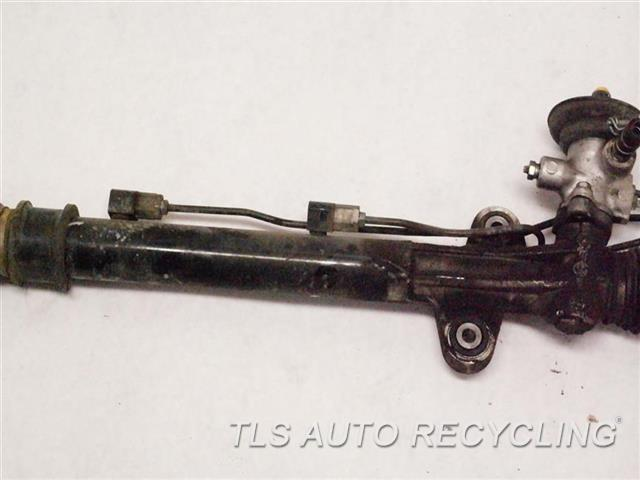2007 Acura Mdx Steering Gear Rack  POWER RACK AND PINION