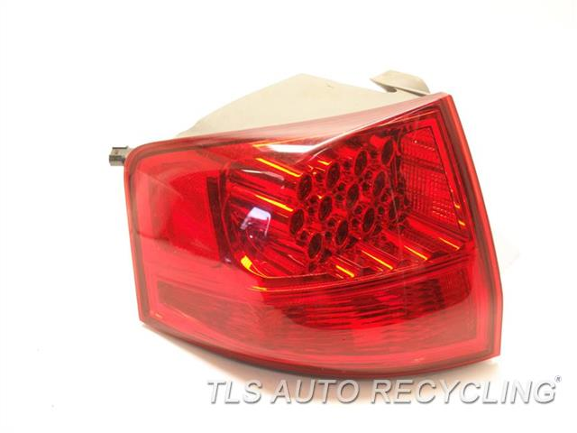 2007 Acura Mdx Tail Lamp  LH,4DR,QUARTER PANEL MOUNTED