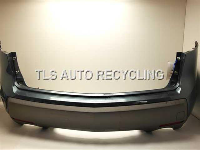 2008 acura mdx bumper cover rear has scuffs and scratches on the rh tlsautorecycling com 2008 Acura MDX 2012 Acura MDX