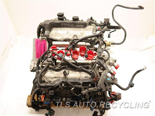 2008 acura mdx engine diagram 2008 acura mdx engine assembly - 1 - used - a grade.