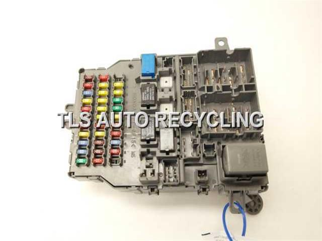Acura Mdx Fuse Box Clicking : Acura mdx driver junction block stx a