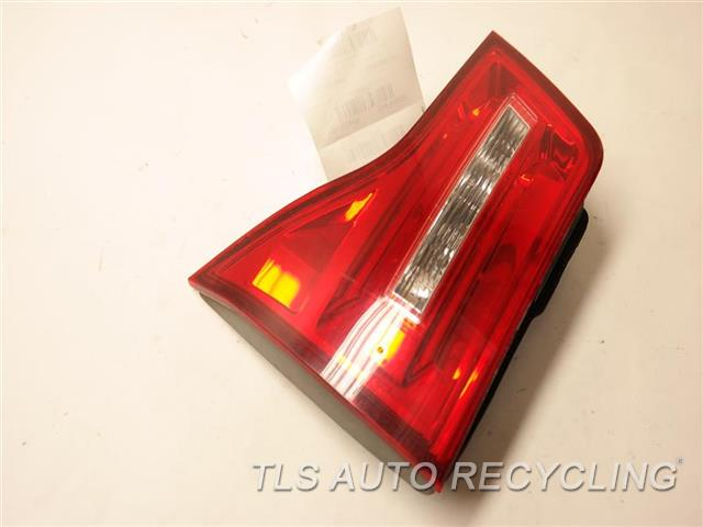 2009 Acura Mdx Tail Lamp 34151-STX-A01 PASSENGER SIDE LID MOUNT TAIL LAMP