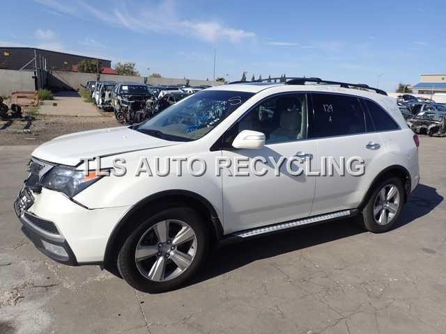 acura_mdx_2010_car_for_parts_only_182681_01 parting out 2010 acura mdx stock 4109pr tls auto recycling  at virtualis.co
