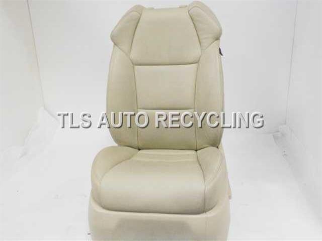 2010 Acura Mdx Seat Front Yr240l Tan Driver Front