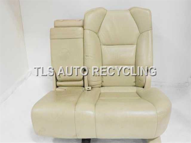 2010 acura mdx seat rear yr240l tan driver middle row seat used a grade. Black Bedroom Furniture Sets. Home Design Ideas