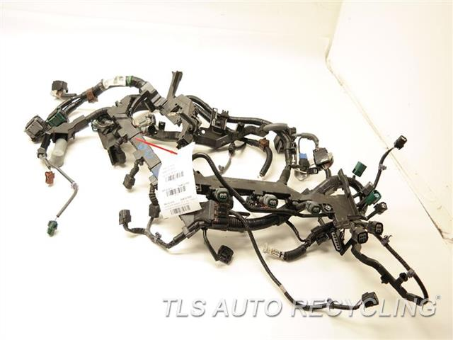 2016 Acura Mdx Engine Wire Harness - 321105j6a72