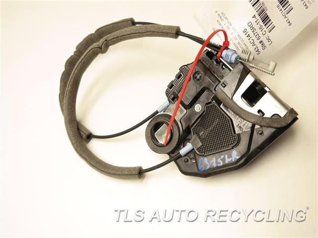 2016 acura mdx lock actuator 72650tr3a11 used a grade