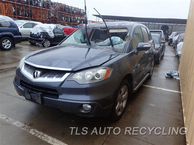 parting out 2007 acura rdx stock 6381yl tls auto recycling rh tlsautorecycling com 2007 Acura MDX 2007 Acura RDX Technology Package