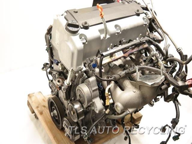 2007 Acura Rdx Engine Assembly - Engine Assembly 1 Year Warranty - Used