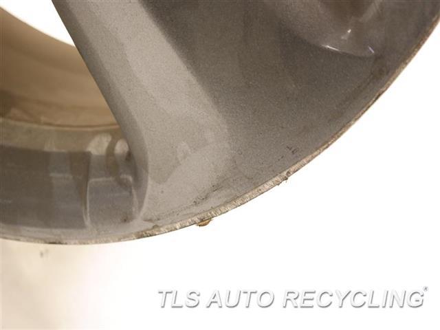 2007 Acura Rdx Wheel FACE SCUFFS ON 2 SPOKES   CURB RASH 18X7.5 ALLOY 5 SPOKE WHEEL
