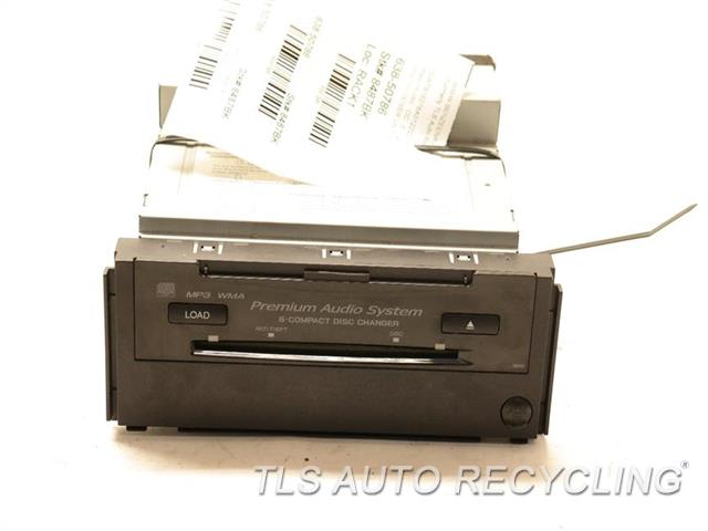 2008 Acura Rdx Radio Audio / Amp 39101STKA021 DISC-RECEIVER UNIT, BASE