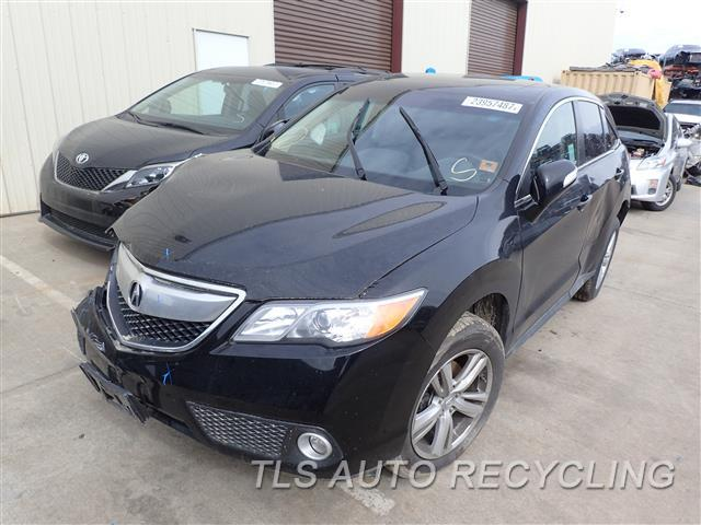 2015 Acura RDX Parts Stock# 7158GR