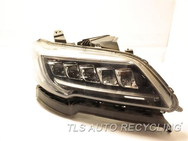 Acura RDX Headlamp Assembly TXAPASSENGER SIDE LED - 2018 acura rdx headlights