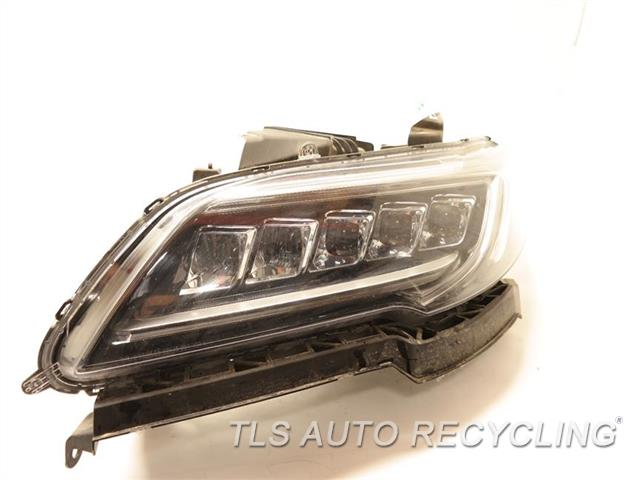 Acura RDX Headlamp Assembly TXADRIVER SIDE LED - 2018 acura rdx headlights