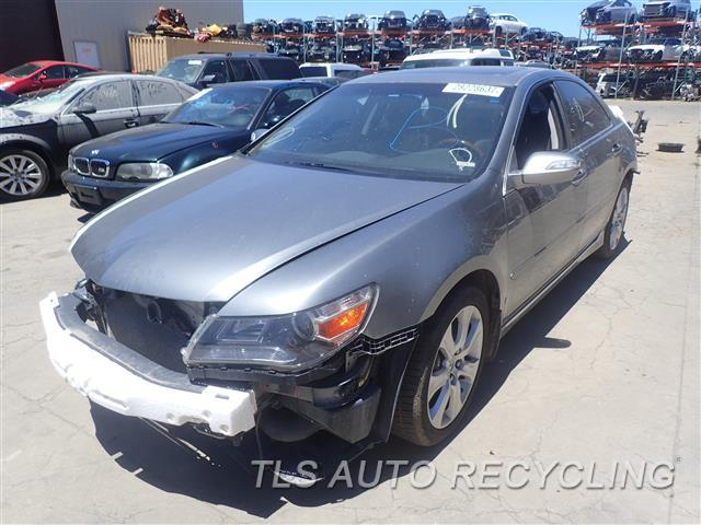 2010 Acura RL Parts Stock# 7253RD