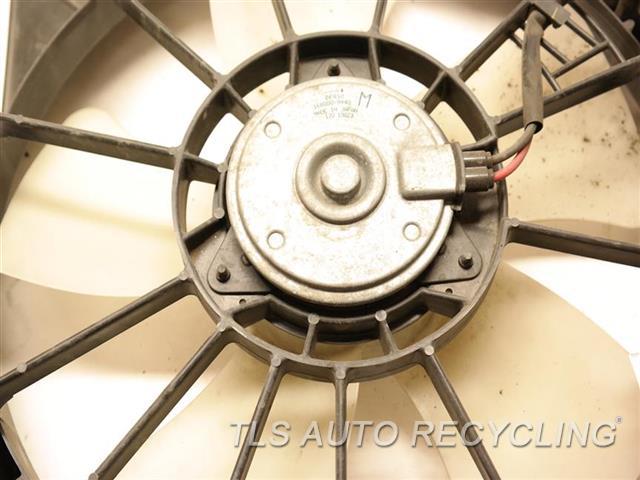 2010 Acura RL Rad Cond Fan Assy