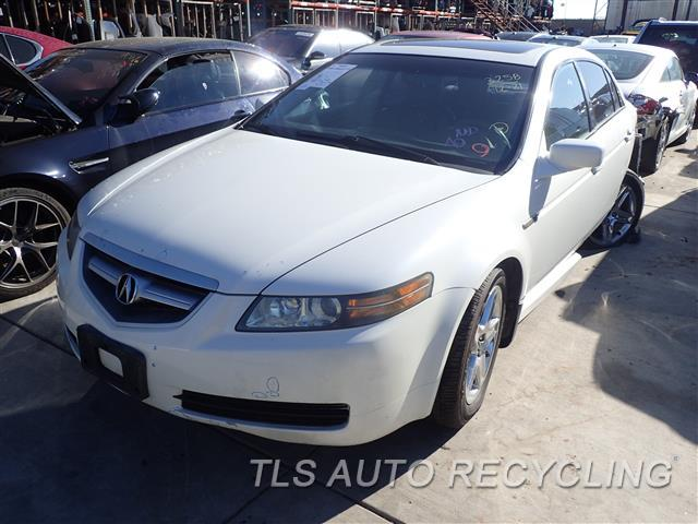 Parting Out 2004 Acura TL - Stock - 6475BL - TLS Auto Recycling